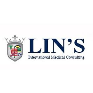 โรงเรียนกวดวิชาเข้าอินเตอร์ House of griffin Partner logo Lin's international medical consulting