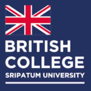 โรงเรียนกวดวิชาเข้าอินเตอร์ House of griffin Partner logo british college sripatum university