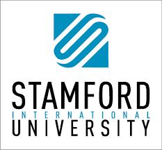 โรงเรียนกวดวิชาเข้าอินเตอร์ House of griffin Partner logo stamford university