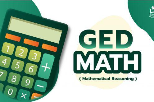 GED Math โรงเรียนกวดวิชาเข้าหลักสูตรนานาชาติ House of Griffin